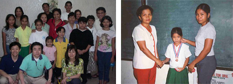 Kohgakusha Overseas Educational Support Projects
